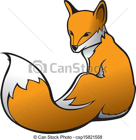 450x462 Top 84 Red Fox Clipart