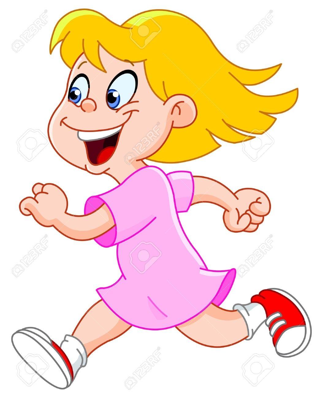 1054x1300 Girl Running Clip Art Cliparts