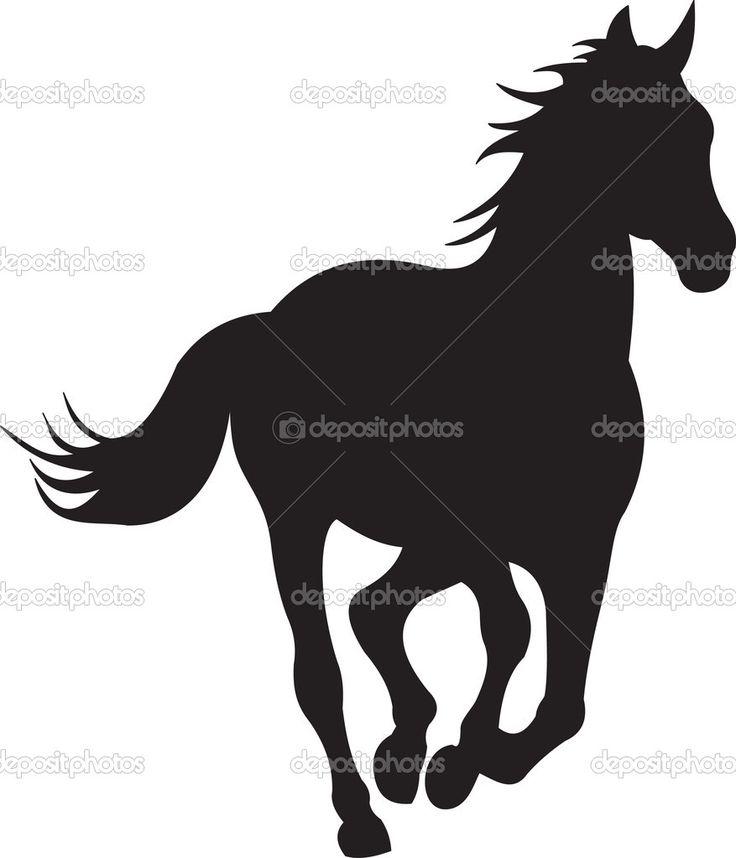 736x858 Stallion Clipart Horse Outline