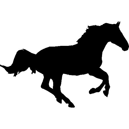 512x512 Animals, Horses, Animal, Black, Horse, Silhouette, Silhouettes