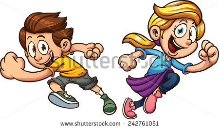 450x266 Boys Running Kid Clipart, Explore Pictures