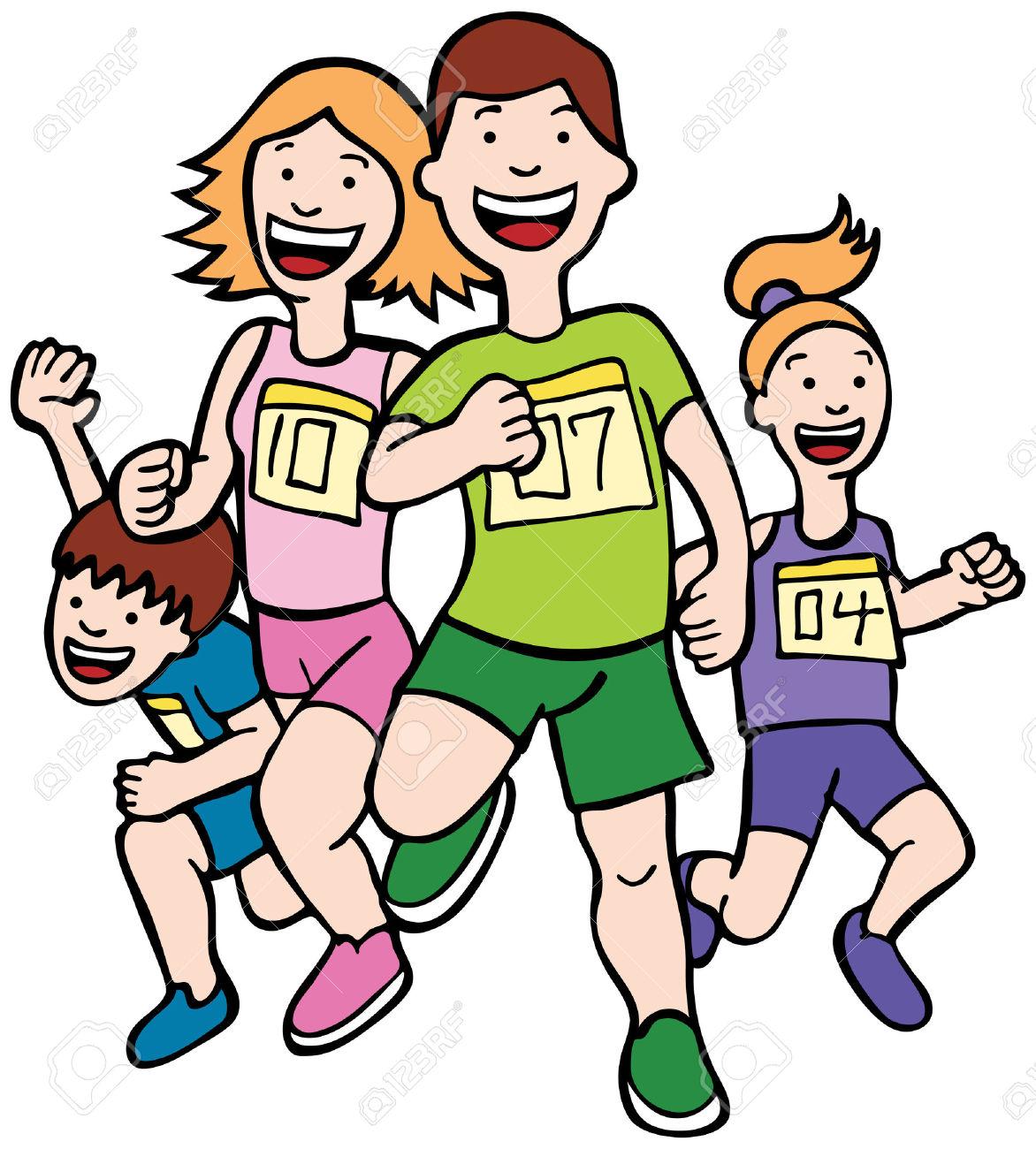 1172x1300 Race Clipart Kids Run