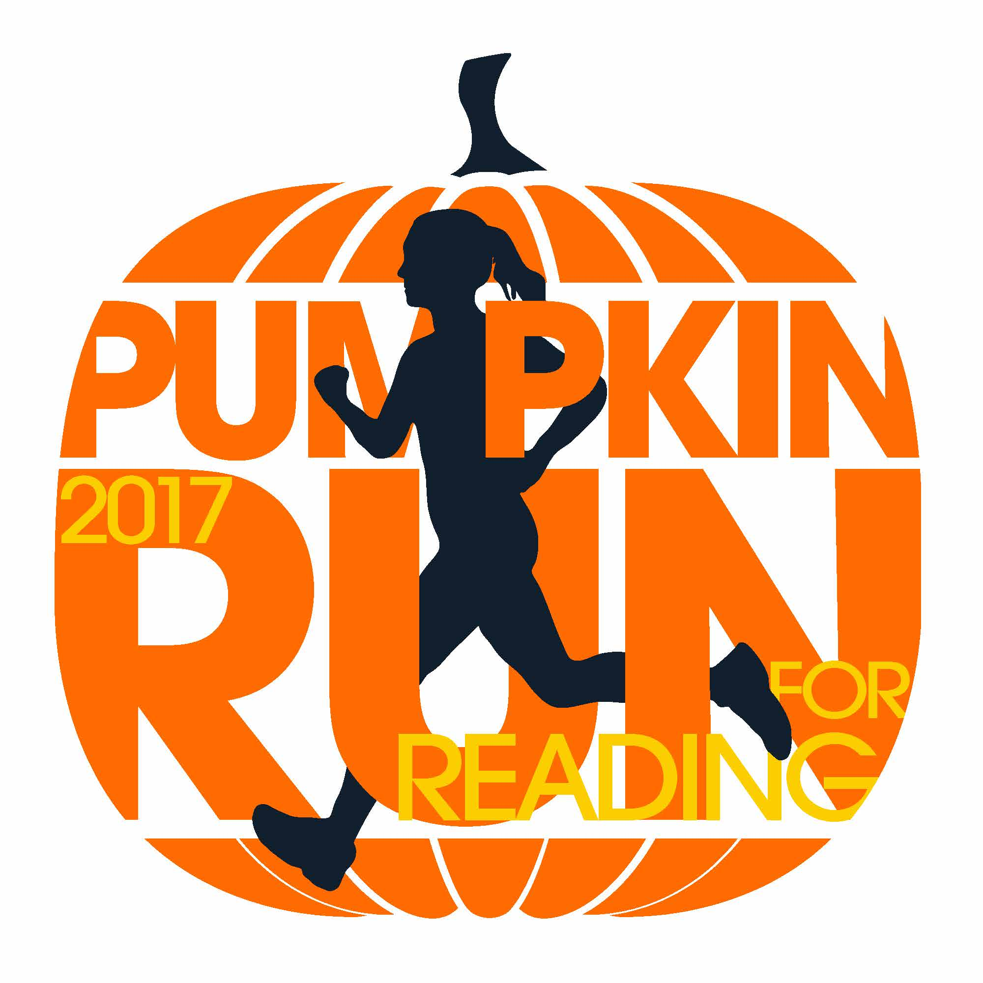 2000x2000 Pumpkin Run For Reading