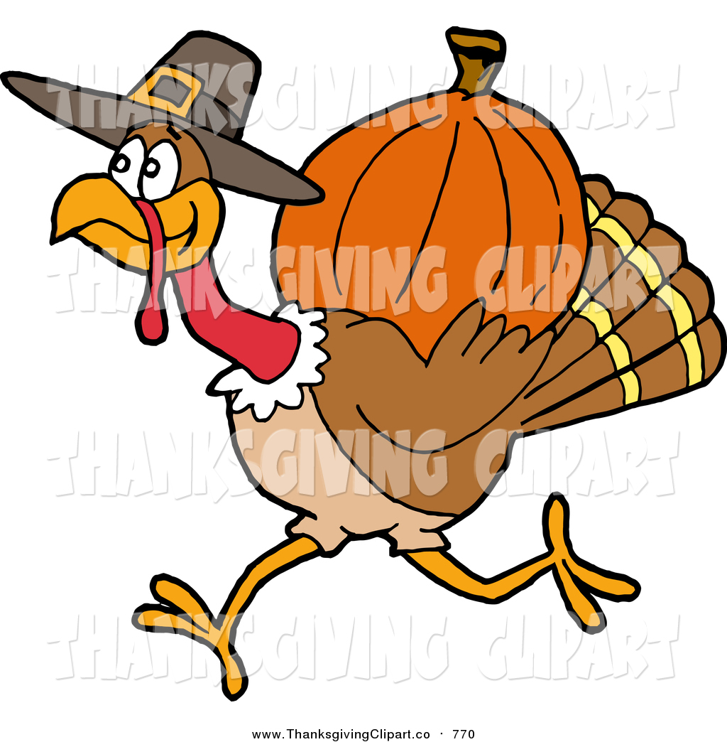 1024x1044 Pumpkin Running Clipart