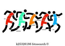 270x194 Running Race Clip Art Eps Images. 7,567 Running Race Clipart