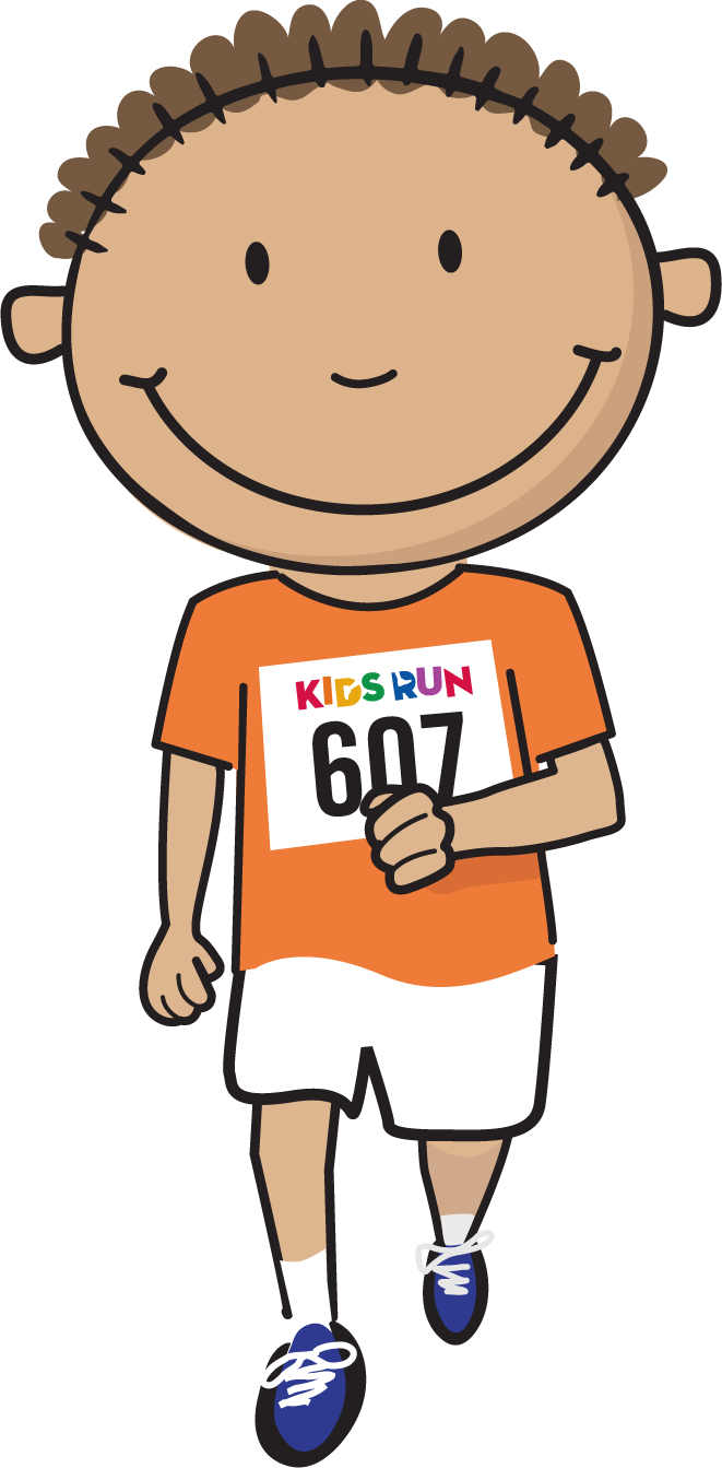 661x1343 Clip Art Kid Running