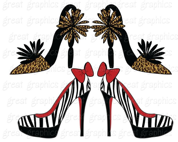 736x588 Graphics For Diva Shoe Graphics