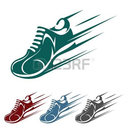 450x450 Gym Shoes Clipart Footwear