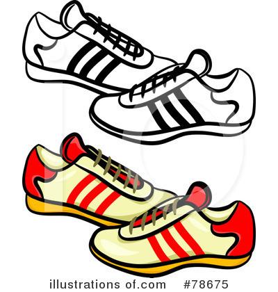 400x420 Shoe Clipart