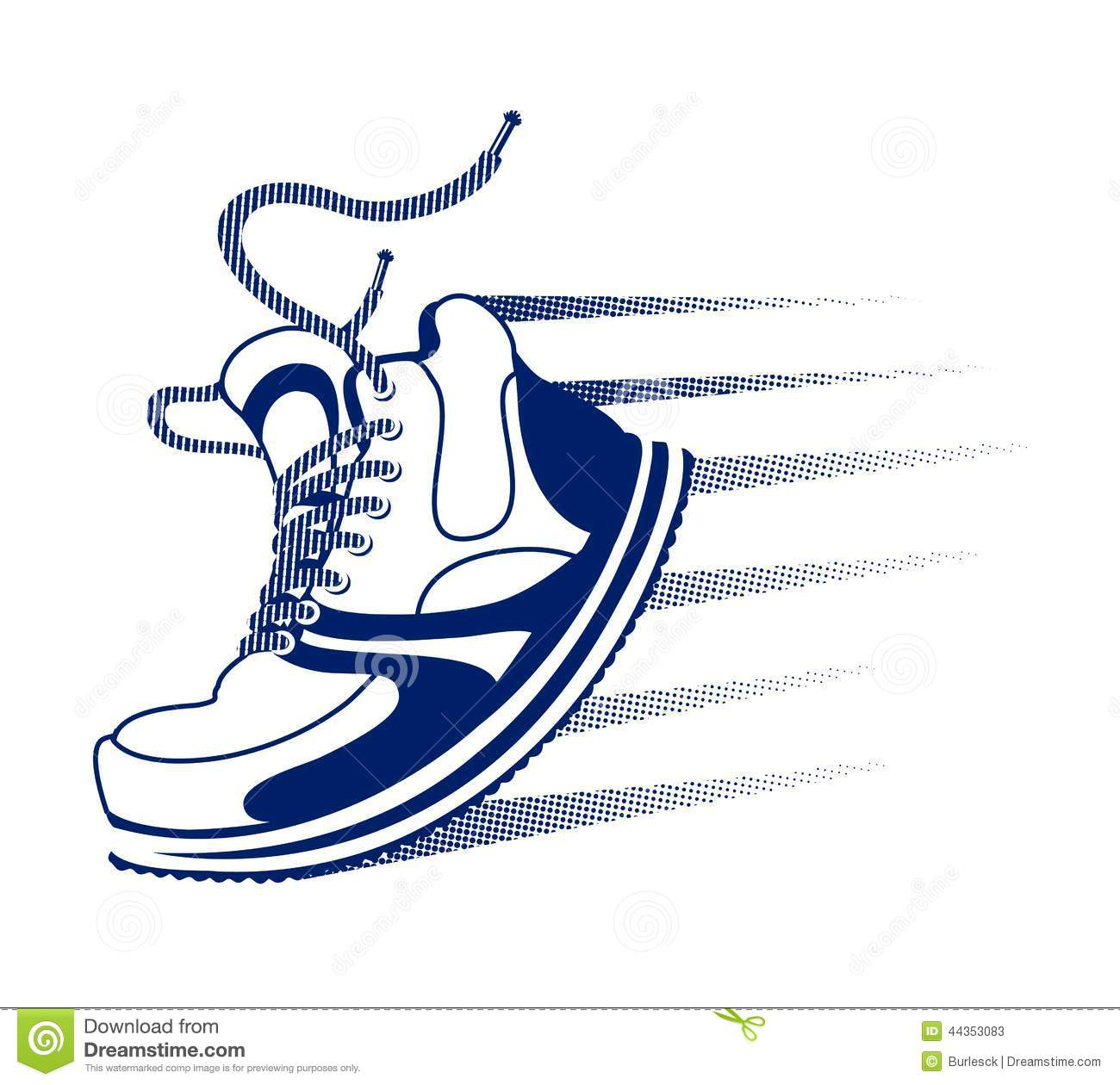 1300x1260 Gym Shoes Clipart Shoe Tying