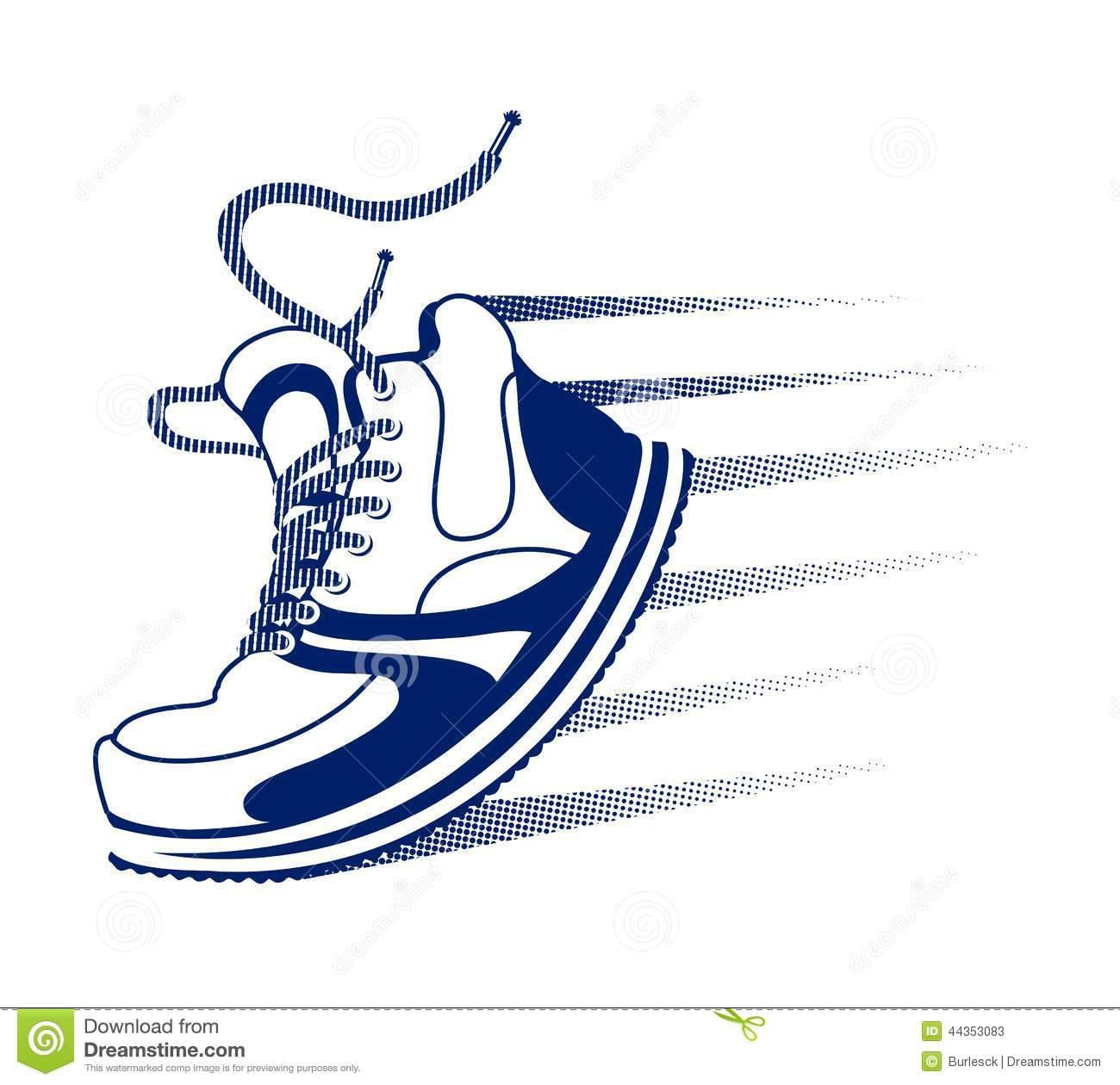 1300x1260 Gym Shoes Clipart Shoe Tying