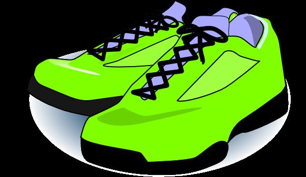 600x348 Shoe Cliparts