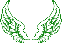 200x138 Wings Png Clip Arts, W Ngs Clipart
