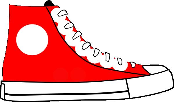 600x351 Clip Art Tennis Shoes, Free Clip Art Tennis Shoes