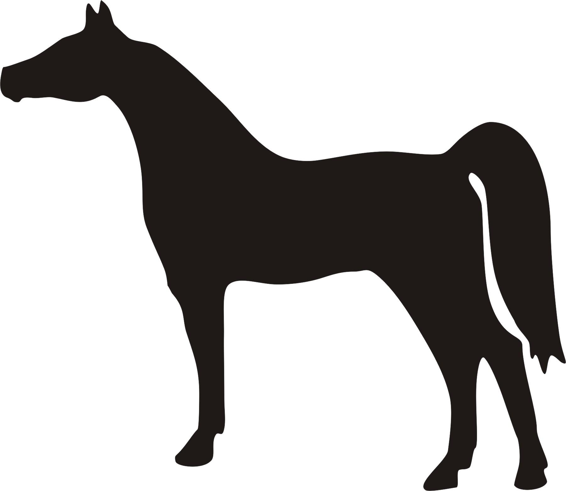 1800x1562 Horse Silhouette Clipart