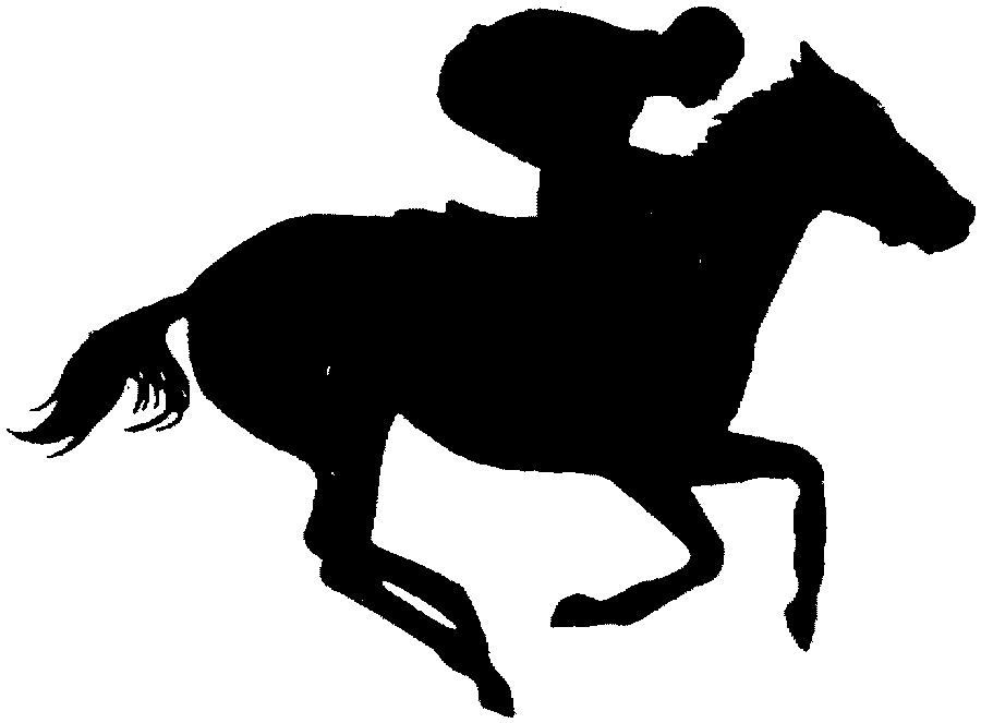 900x663 Horse Racing Clipart Free Images 2