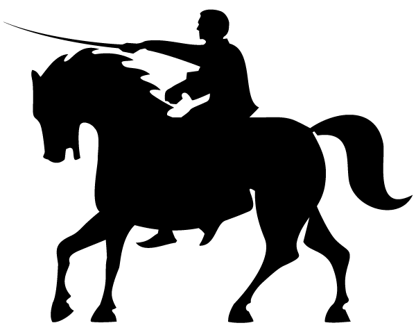 600x475 Running Horse Free Vector 123freevectors