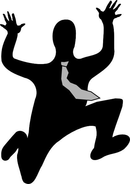 420x592 Running Man Clip Art