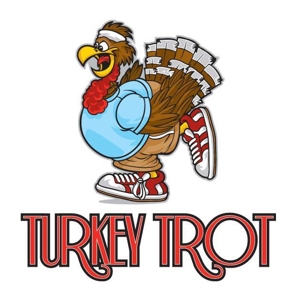 600x600 Free Turkey Trot Clip Art
