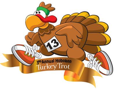 400x308 3rd Annual Hoboken Turkey Trot