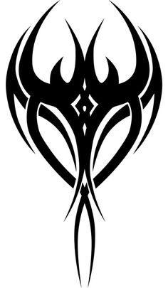 236x405 Strength Symbols Tribal Tattoo Designs And Tribal Shoulder