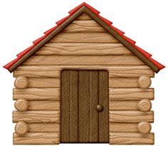 236x205 Cabin Clipart Log Cabin