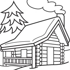 Rustic Cabin Cliparts Free Download On Clipartmag