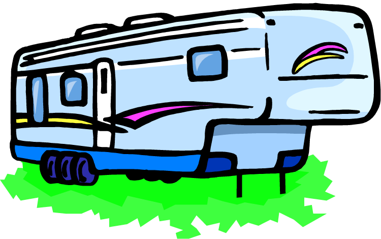 750x470 Caravan Clipart Rv Camping