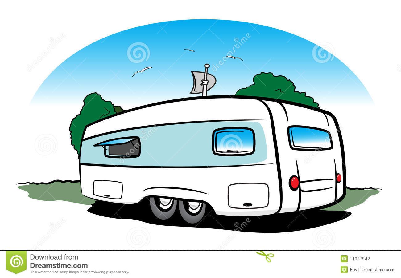 1300x903 Camper Clipart Travel Trailer