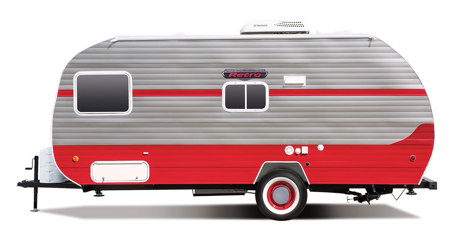 1564x800 Camping Trailer By River Clip Art Cliparts