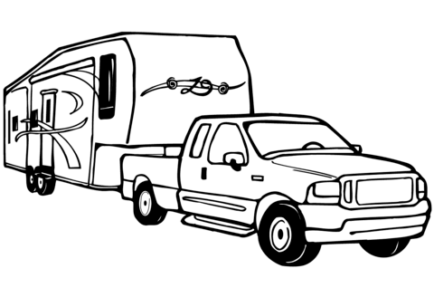 480x339 How To Draw An Rv Clip Art Cliparts