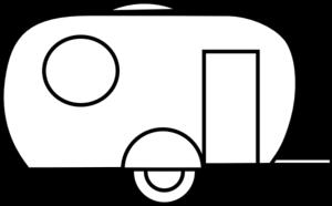 300x186 Camper Clip Art