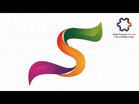 480x360 Logo Design Illustrator Tutorial For Beginners
