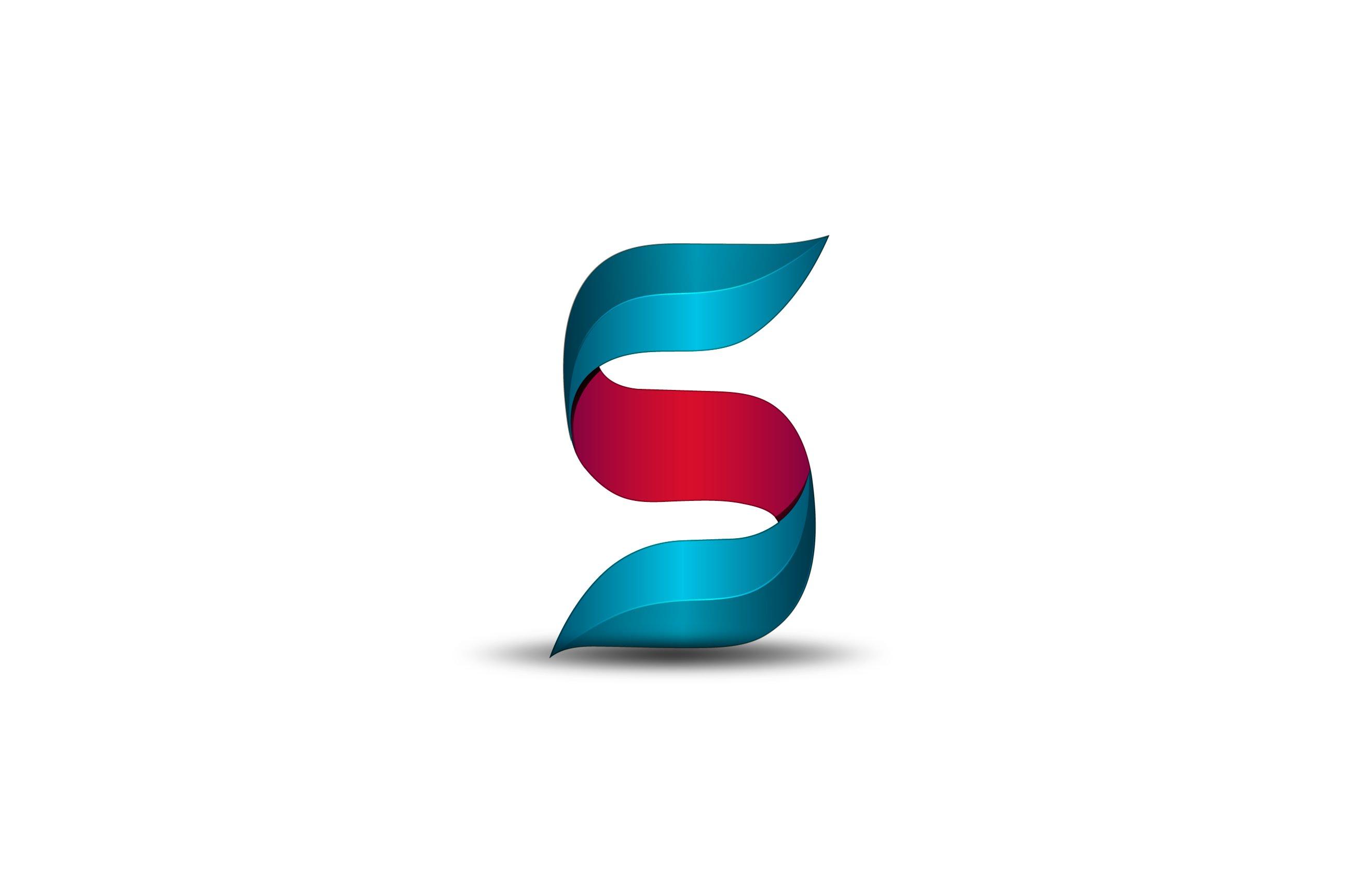 2592x1728 Adobe Illustrator Cc 2015 New 3d Logo Design ( Letter S )