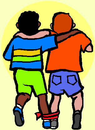 304x417 Three Legged Race Clipart Picnic Games Picnic Games