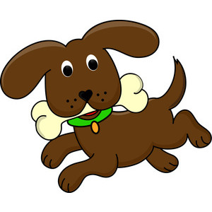 300x300 Puppy Dog Clipart