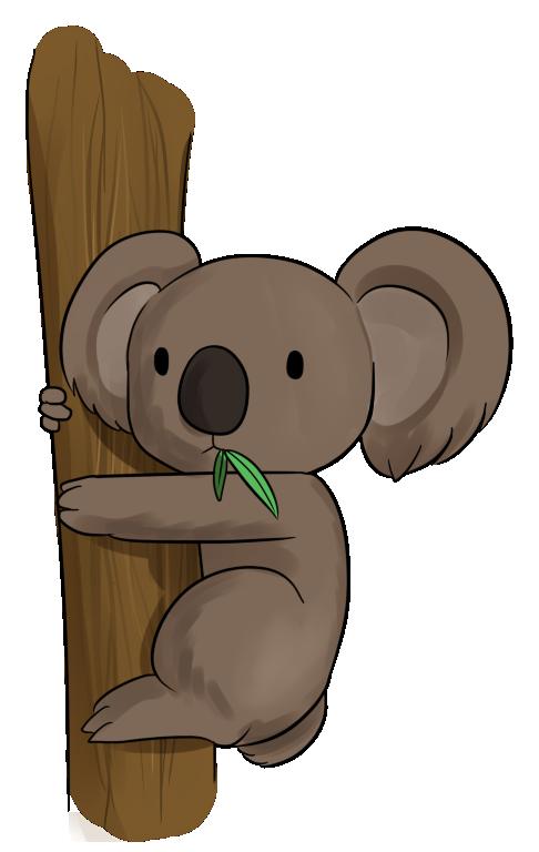 486x768 Top 90 Koala Clip Art