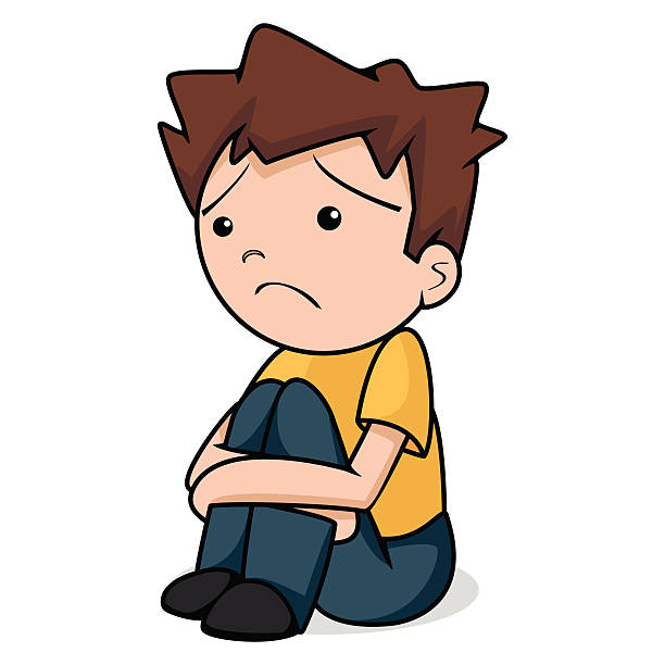 Sad Boy Clipart | Free download best Sad Boy Clipart on ...