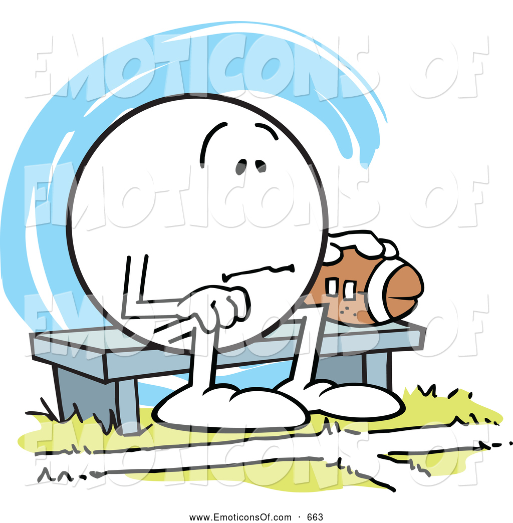 1024x1044 Clip Art Vector Cartoon Of A Depressed Sad Moodie Character