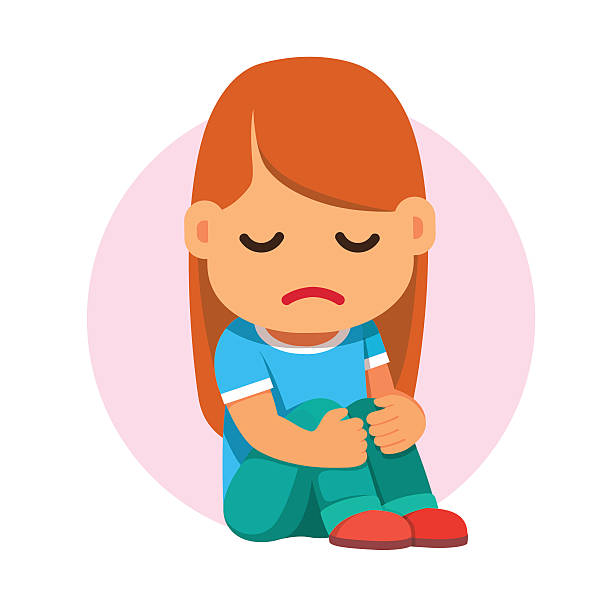612x612 Depression Clipart Sad Lady
