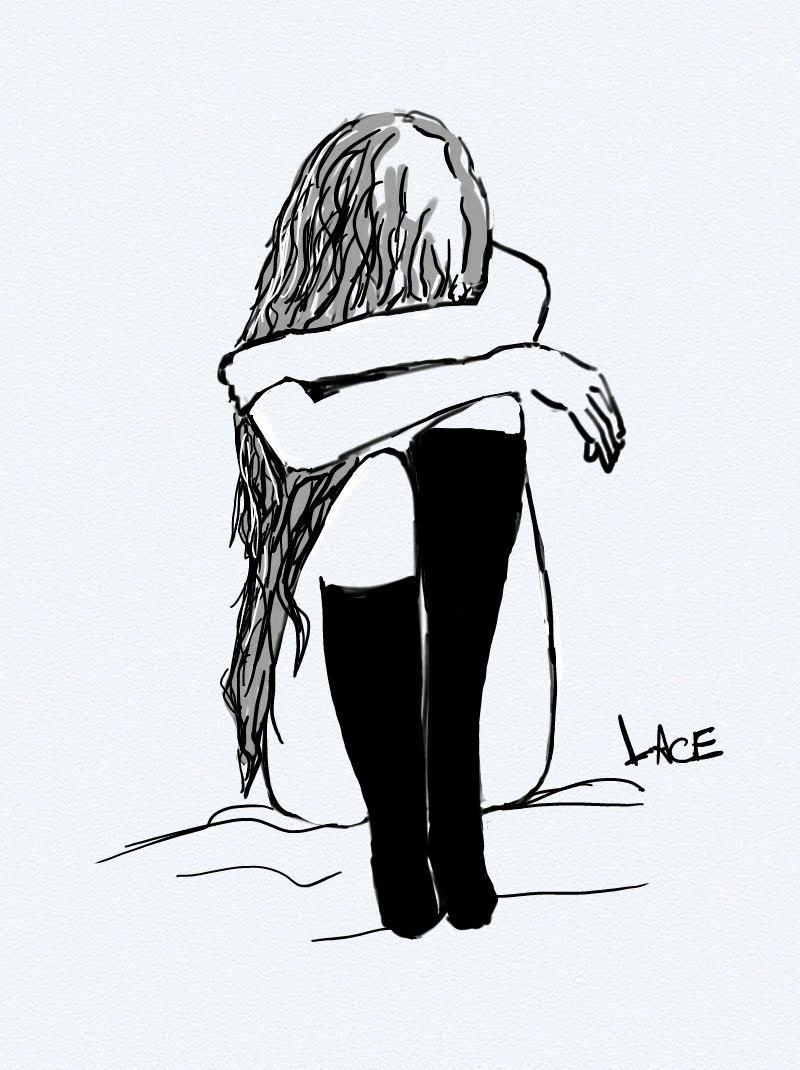 800x1070 sad cartoon sketch sad cartoons sketch broken heart sad
