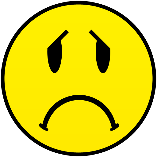 512x512 Sad Face Clip Art Many Interesting Cliparts