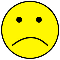 201x201 Clip Art Sad Face Many Interesting Cliparts