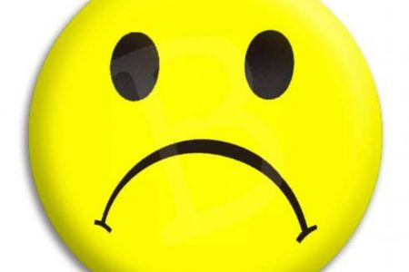 450x300 Happy Sad Face Clip Art