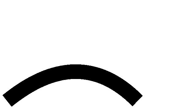 600x354 Black And White Sad Face Clip Art