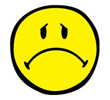 Sad Crying Face Clipart
