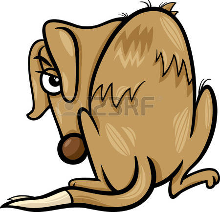450x434 Tail Clipart Stray Dog