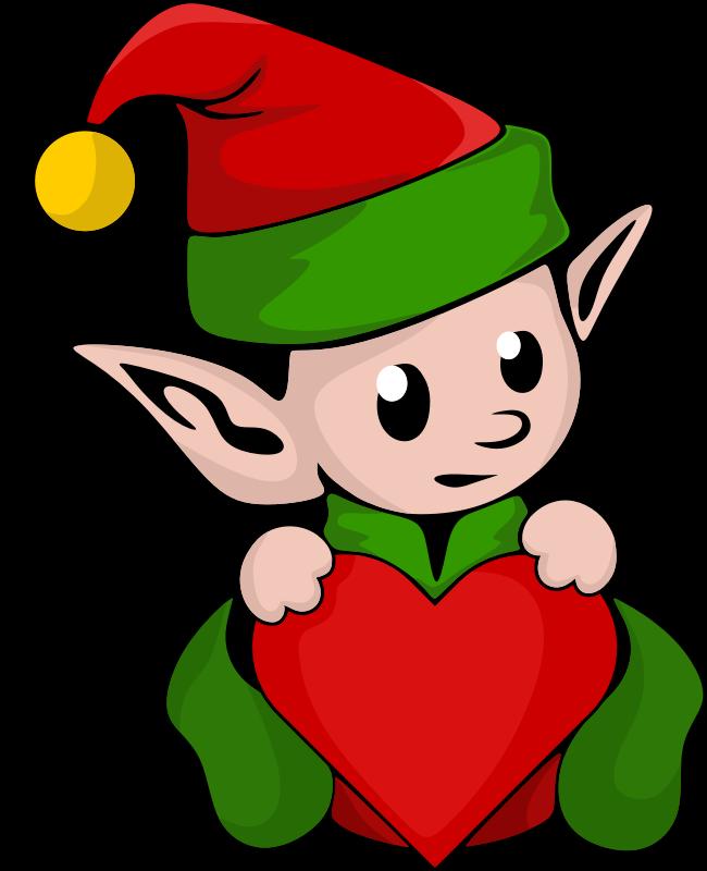 Funny Christmas Elfclip Art Bobbydaleearnhardt.com