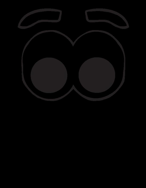 620x800 Eye Clipart Eye Mouth