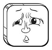 170x165 Royalty Free Sad Eyes Clip Art